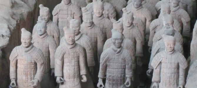 Xi'an and the Terra-cotta Warriors