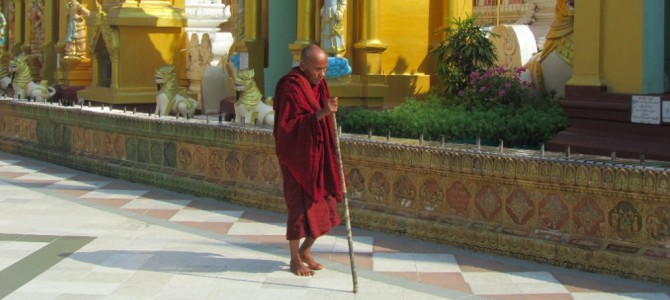 Burma: Land of Pagodas, Temples, and Amazing Poeple