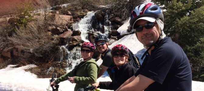 Vail Summit Bike Ride