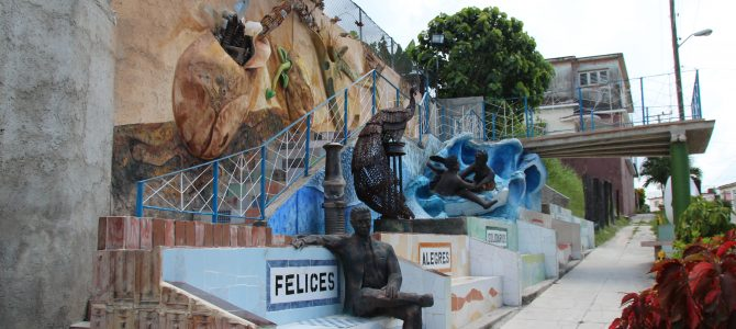 Cuban Community Art Project