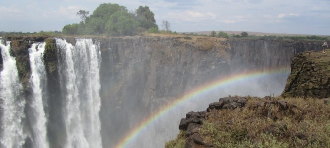 Reflections on Victoria Falls